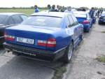 BMW 4,0L Twin Volvo turbo + NOS